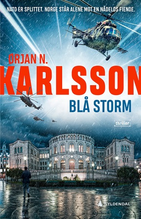Blaa-storm 450